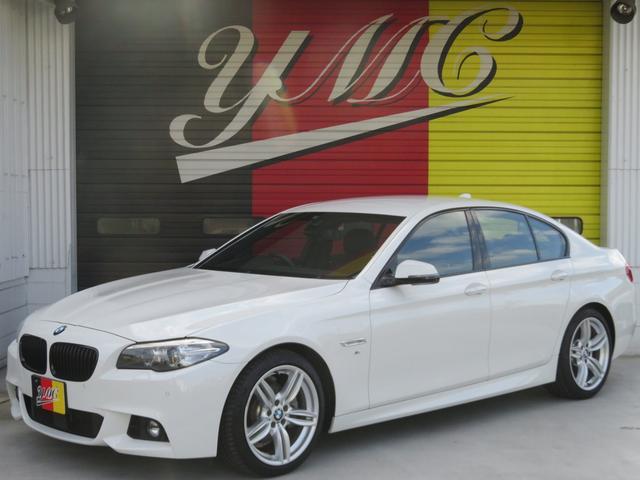 BMW 523d Mスポーツ ザ・ピーク 新車保証 限定車 19AW