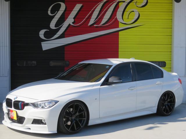 BMW 320i Mスポーツ インテリジェント 純正ナビ フルセグ