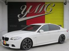 BMW528i MスポーツPKG 左H 車高調 新品20AW 黒革