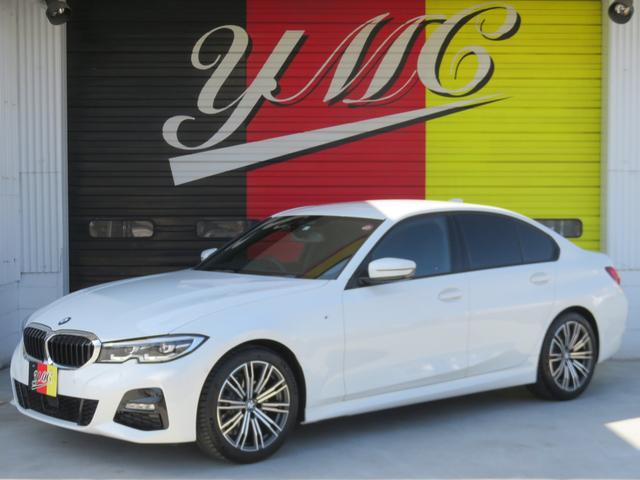BMW 320i Mスポーツ 新車保証 インテリジェント 18AW