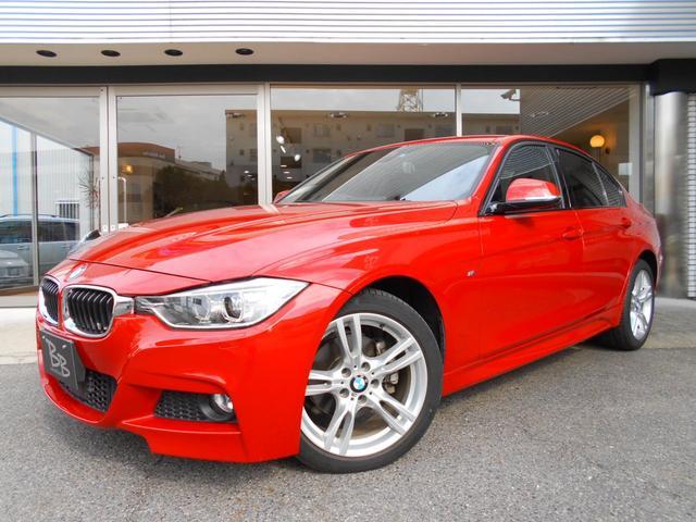BMW 320d Mスポーツ 地デジTV ユーザー買取 禁煙車
