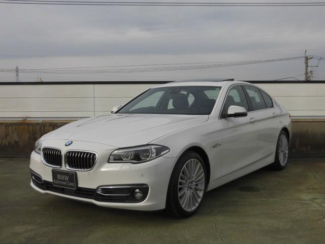 BMW ActiveHybrid5 Luxury
