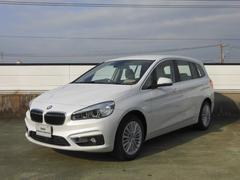 BMW218iグランツアラー Luxury