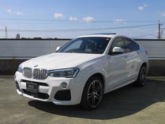 BMW X4xDrive 35i M sport