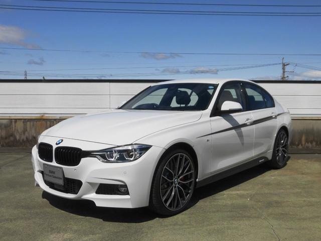 BMW 320i M sport Mパフォーマンスパーツ取付車両