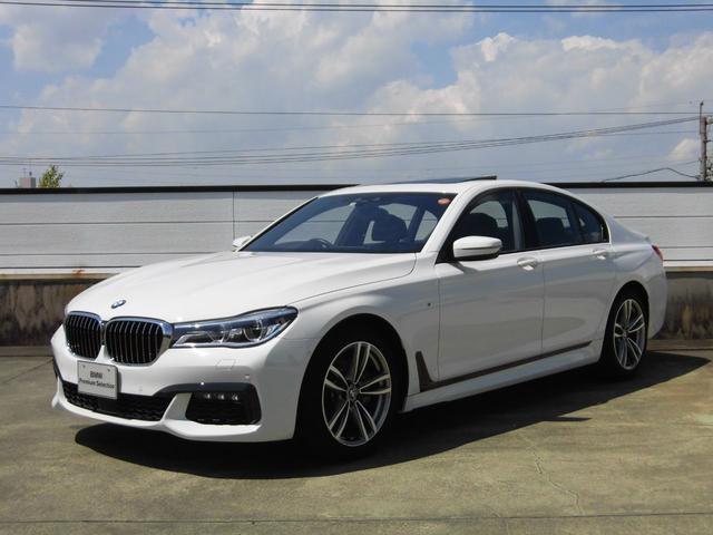 BMW 740i M sport
