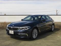 BMW523i Luxury 弊社元レンタカー