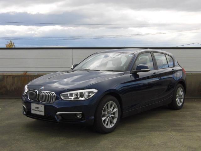 BMW 118d Style 弊社元レンタカー・パーキングサポートP