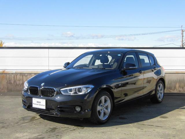 BMW 118d Sport 弊社元レンタカー・パーキングサポートP