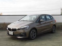 BMW218iアクティブツアラー Sport