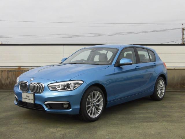 BMW 118d ファッショニスタ 登録済未使用車