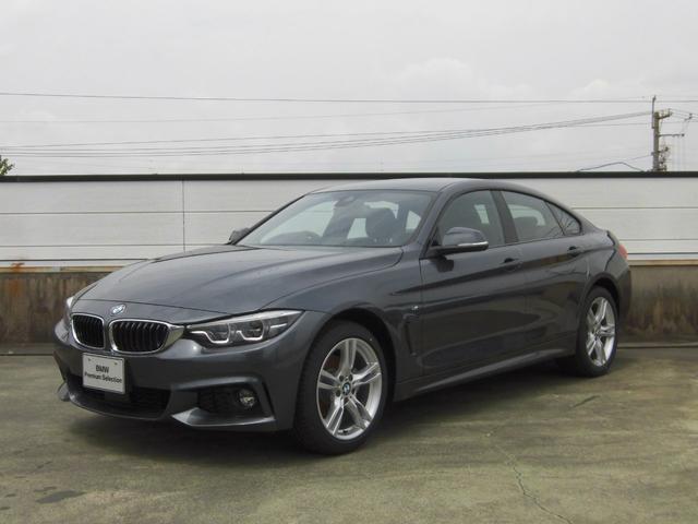 BMW 420iGranCoupe M sport登録済未使用車