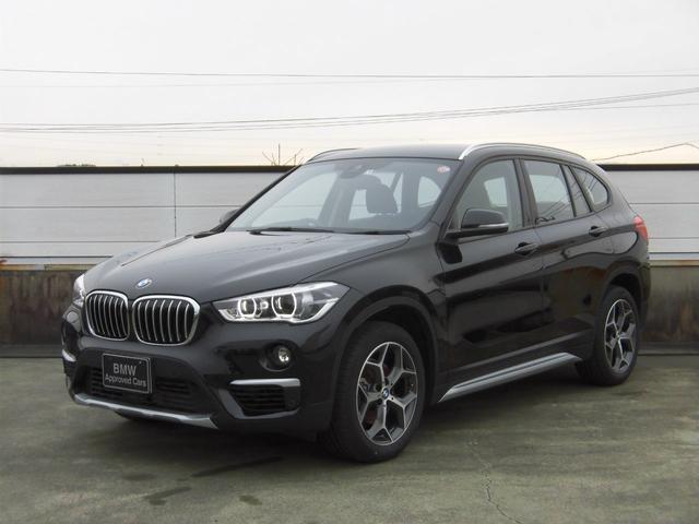 BMW sDrive18i xLine 弊社レンタカー