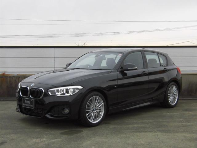 BMW 118d Msport 弊社元レンタカー・パーキングP・黒革