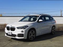 BMW X1xDrive18dMsportセレクトアドバンスコンフォート