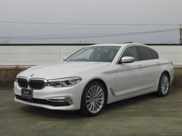 BMW 540i Luxury ガラスサンルーフ・ブラックレザー