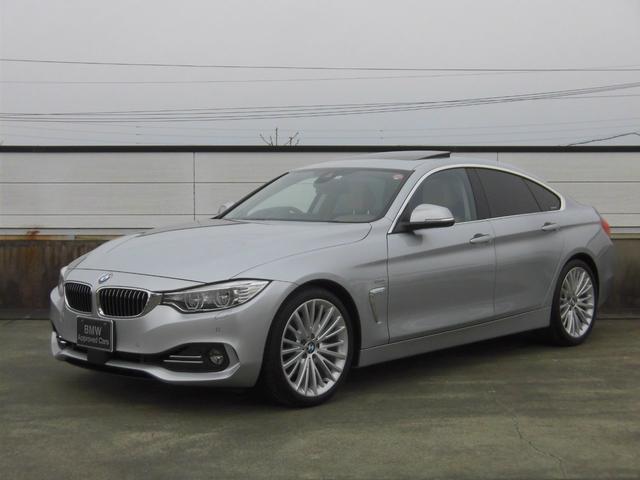 BMW 4シリーズ 430iGranCoupe Luxury SR・ベージュ革