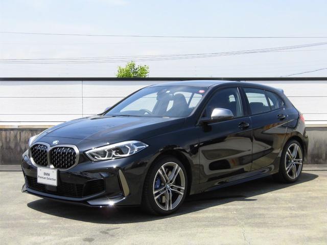 BMW M135i xDrive デビューパッケージ・デモカー