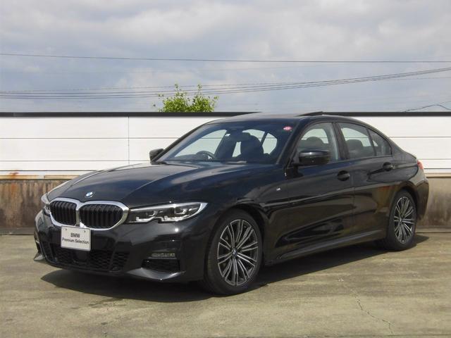 BMW 320i M sportサンルーフ・コンフォートP・デモカー