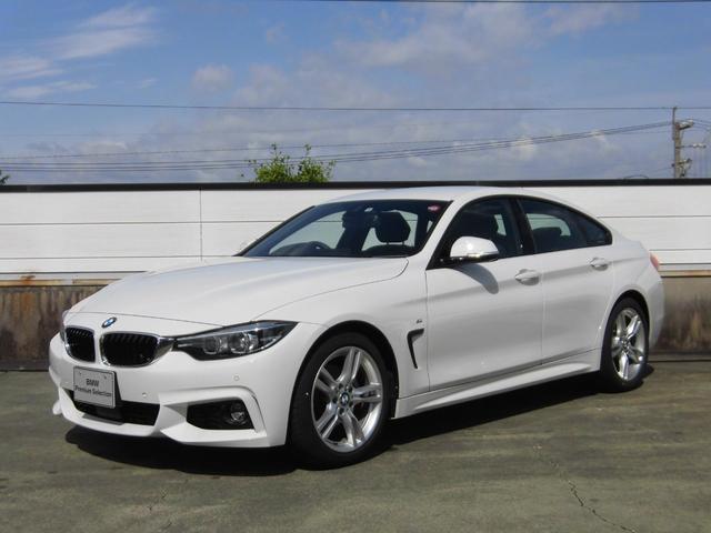 BMW 4シリーズ 420iGranCoupe Mスピリット 弊社元レンタカー
