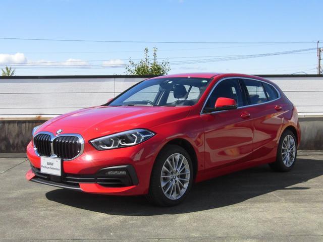 BMW 118i プレイ ハイラインパッケージ デモカー・ナビ・コンフォート