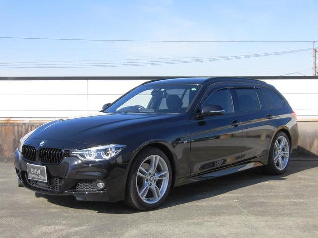 BMW 320dTouring M sport ワンオーナー・ACC付