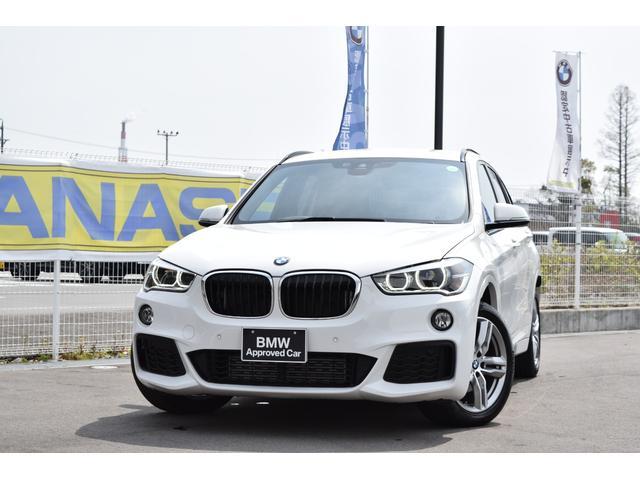 BMW X1 xDrive18d M sport 認定中古車全国1年保証付 コンフォートパッケージ ワンオーナー車