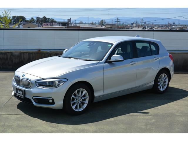 BMW 1シリーズ 118d スタイル パーキングサポートパッケージ コンフォートパッケージ
