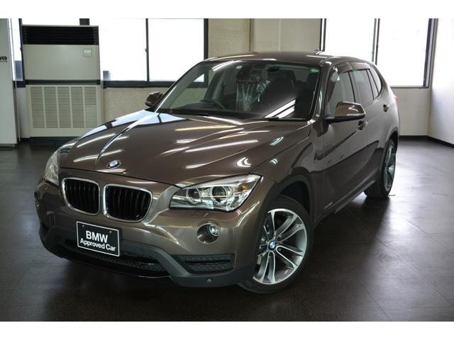 BMW X1 sDrive 20i スポーツ ワンオーナー 禁煙車 ブラックレザー シートヒーター
