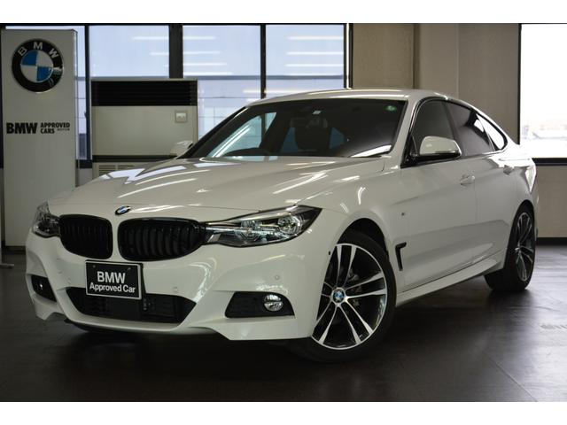 BMW 3シリーズ 320iグランツーリスモ Mスポーツ ワンオーナー禁煙車 地デジ 19インチAW 追従式クルコン ブラックグリル オートトランク