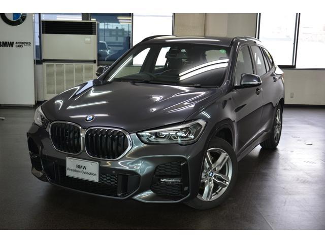 BMW xDrive 18d Mスポーツ 元弊社デモカー アドバンスドセーフティPKG