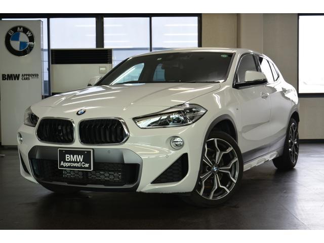 BMW xDrive 20i MスポーツX 認定中古車 ワンオーナー 地デジチューナー オートトランク シートヒーティング 19インチAW