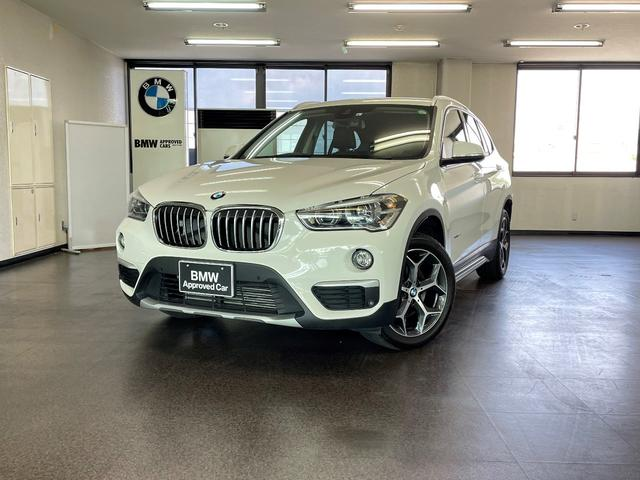 BMW xDrive 18d xライン ワンオーナー車 コンフォートパッケージ 純正ナビゲーション バックセンサー バックカメラ