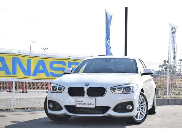 BMW 1シリーズ 118d Mスポーツ HDDナビBカメラ LEDヘッドライト