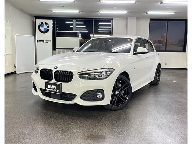 BMW 118d Mスポーツ エディションシャドー アクティブクルーズ 電動シート PDC HDDナビ バックカメラ コンフォートアクセス LEDヘッドライト ETC