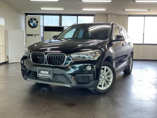 BMW X1 xDrive 18d ワンオーナー禁煙車 HDDナビBカメラ 被害軽減ブレーキ LEDヘッドライト