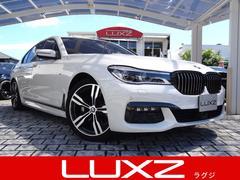 BMW740i Mスポーツ モカレザー ヘッドアップディスプレイ