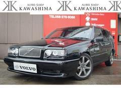 ボルボ850R 限定車 モール同色 ブラックヘッドHID 安心保証