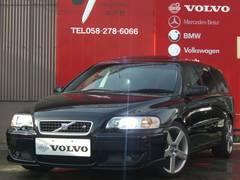 ボルボ V70R AWD プレミアム革SR  エアストカスタム車 安心保証