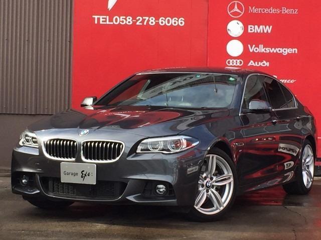 BMW 523d Mスポ セレブレーションEDバロン 200台限定