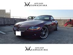 BMW Z43.0i ロードスター SMG 革 社外19AW・マフラー