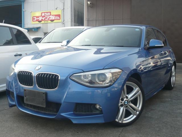 BMW 120i Mスポーツ ナビ アドバンスキー パワーシート
