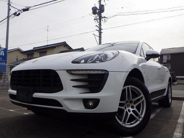 「ポルシェ」「ポルシェ マカン」「SUV・クロカン」「岐阜県」の中古車
