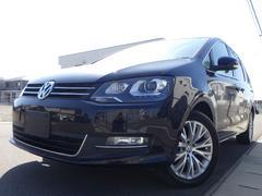 VW シャランTSI ハイラインブルーモーションテクノロジー 後期モデル