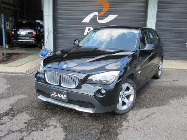 BMW X1 sDrive 18i 社外ナビTV バックカメラ キーレス 純正アルミ