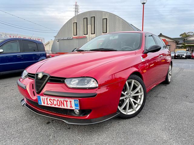 イタリア本国仕様 5速マニュアルミッション 当社管理車両