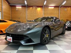 フェラーリ F12ベルリネッタベースグレード 20インチ鍛造ダイヤモンドリム 可変バルブ