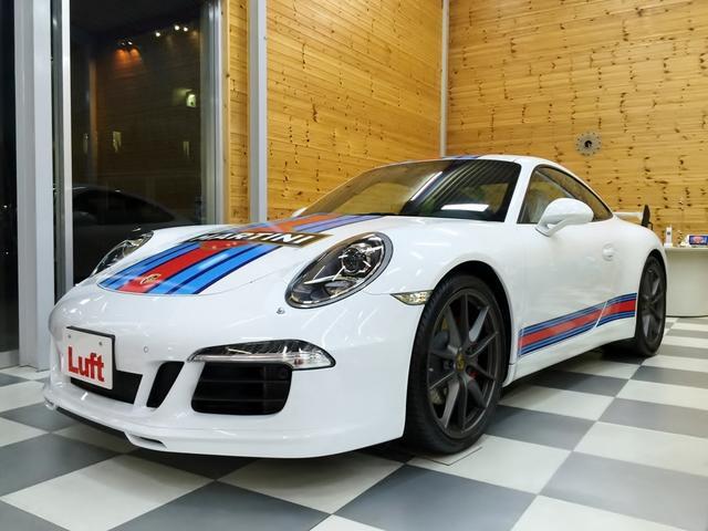 ポルシェ 911カレラS マルティーニレーシングED 世界限定