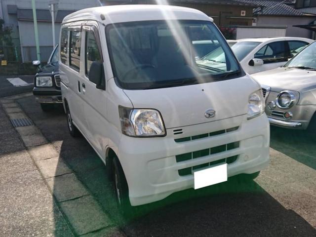 ダイハツ S321V改 CNG 圧縮天然ガス車