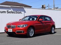 BMW118d スタイル コンフォートP パーキングP デモカー